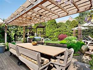 Wood, Patio, Covers