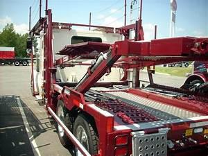 2020 Peterbilt 389 Tandem Axle Car Carrier Truck