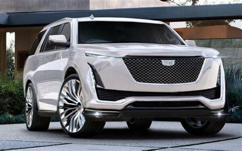 All New Cadillac Escalade 2020 by 2020 Cadillac Escalade Review Engine Price Specs Car