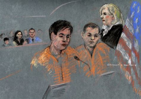 Friends of bombing suspect plead not guilty to obstruction ...