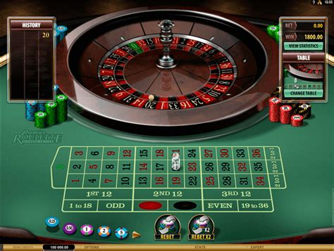 Play Premier Roulette Diamond Edition By Microgaming