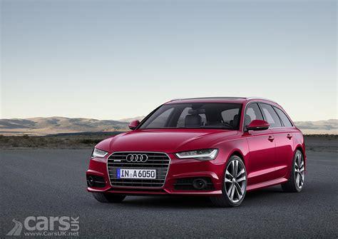 Audi A6 A6 Avant A7 Facelift Photos Cars Uk