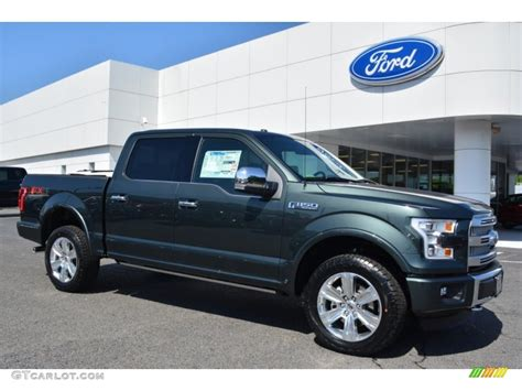 2015 f150 colors 2015 guard metallic ford f150 platinum supercrew 4x4
