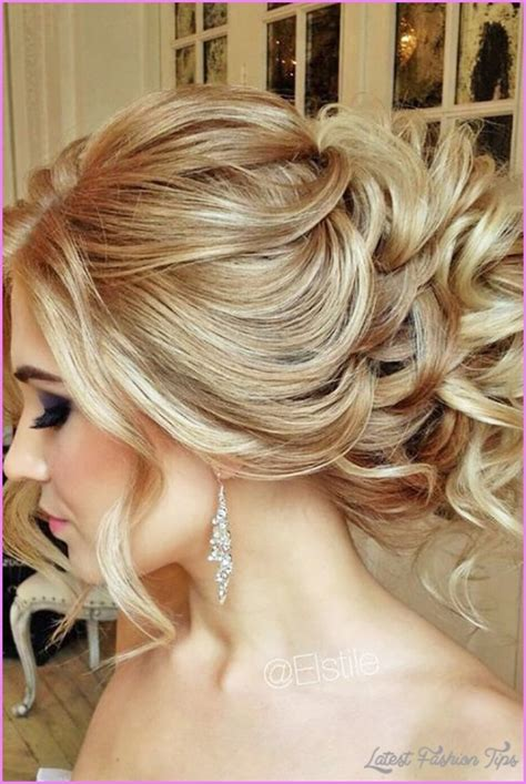 hairstyles  wedding guests latestfashiontipscom