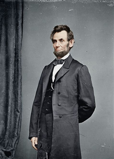 abraham lincoln in color abraham lincoln abraham lincoln abraham