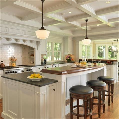 two level kitchen island 17 best images about island on transitional 6428