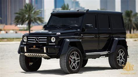 Rent Mercedes-benz G500 4x4 In Dubai