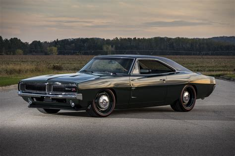 Dodge Charger 1969 by 1969 Dodge Charger Defector By Ringbrothers Hiconsumption