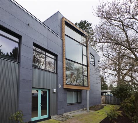 exterior cement board mercer island rear industrial exterior seattle by 3640