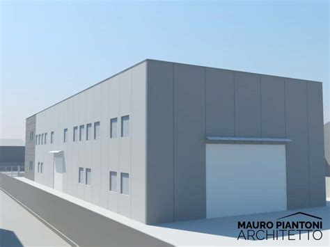 progetto capannone progetto capannone industriale spazio