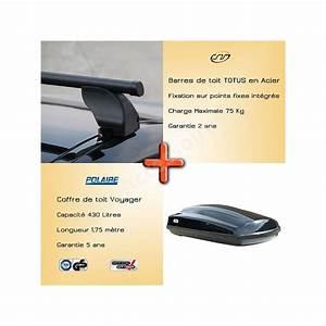 Barre De Toit Ford S Max : pack barres totus et coffre toit ford c max ~ Nature-et-papiers.com Idées de Décoration
