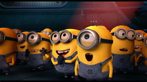 Minions Background Minions Wallpapers Wallpaper Cave