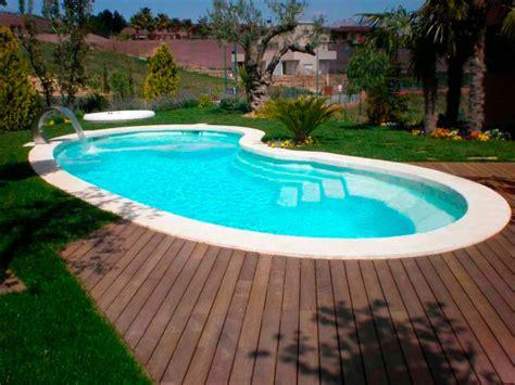 piscine coque piscine coque arrondie piscines mdp elliptic