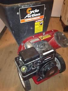 I Have A General Power Equipment Co    Shredder Model