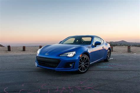 toyota subaru brz 2017 subaru brz our review cars com