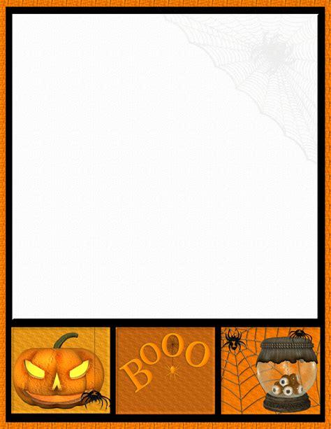 halloween   stationerycom template downloads