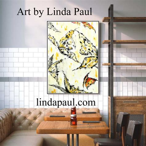 Wall Art for Restaurants and Hotels   Original Artwork and
