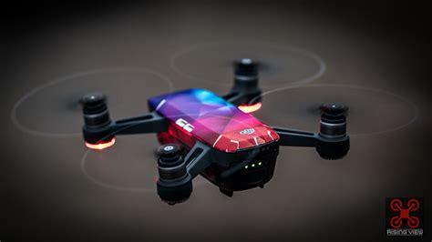 dji spark mini drone review rising view