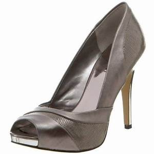 pewter bridesmaid shoes dana n shannon wedding pinterest With pewter dress shoes for wedding