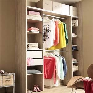 Dressing Leroy Merlin Modulable : rangement dressing leroy merlin ~ Zukunftsfamilie.com Idées de Décoration