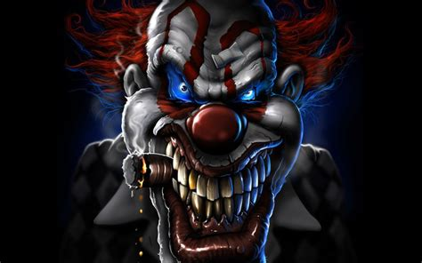 Wallpaper Clown by Clown Wallpaper And Background Image 1440x900 Id