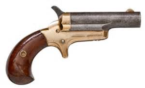 Colt Derringer Pistols