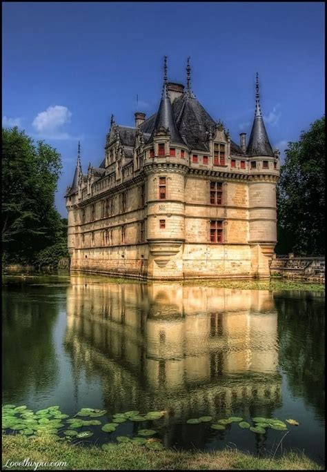 castle of azay le rideau pictures photos and images for