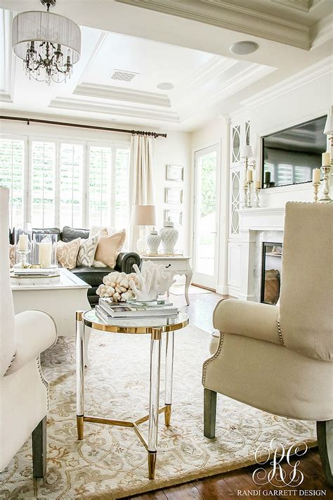 soothing summer home tour 2017 neutral transitional home - Home Decor