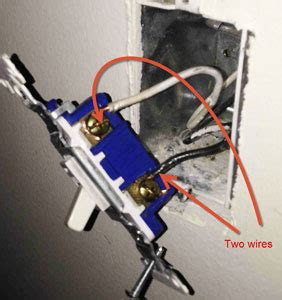 how to replace or install a light switch protol