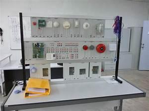 Alarm System Trainer Fire Alarm Trainer  Security