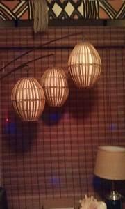 World market 2011 tiki central for Paper floor lamp world market