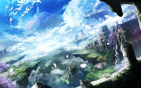 Discover the ultimate collection of the top anime wallpapers and photos available for download for free. Landscape Scene Anime 4k Wallpapers - Wallpaper Cave