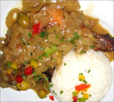 une recette de cuisine africaine sur miss afro