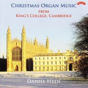 Amazon.com: Christmas Organ Music from King's College ...