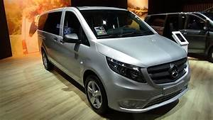 Mercedes Vito 2017 : 2017 mercedes benz vito tourer select exterior and interior auto show brussels 2017 youtube ~ Medecine-chirurgie-esthetiques.com Avis de Voitures