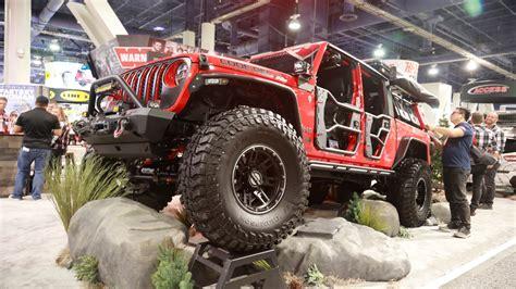 custom  jeep gladiator jt builds