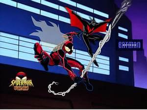 Batman Beyond and Spider-man Unlimited by Nightphoenix2 on ...