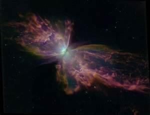 Butterfly Nebula :-)   Universe   Pinterest