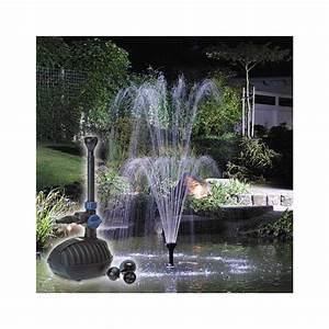 Pompe Pour Jet D Eau Fontaine : pompes jet fontaine ~ Premium-room.com Idées de Décoration
