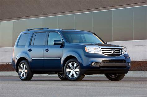 2013 Honda Pilot Reviews And Rating