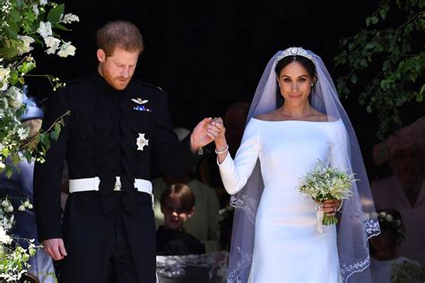 prince harry  meghan markles wedding  party