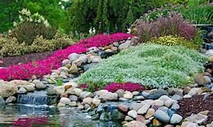 comment creer un jardin de rocaille trucs pratiques With comment creer un jardin paysager