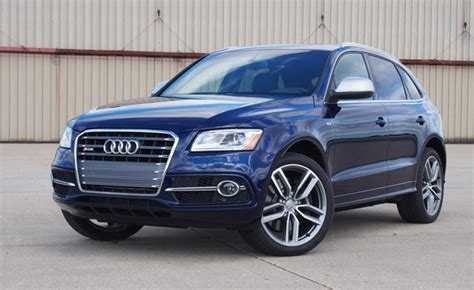 2014 Audi Sq5 Review Car Reviews
