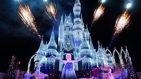 new christmas decorations at walt disney world first