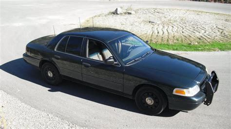 Could It Be Illegal To Drive An Ex Cop Car?