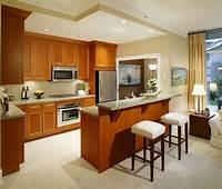 inspiring small kitchen island design Small Kitchen Designs with Island | KITCHENTODAY