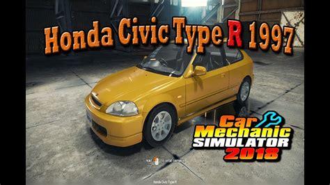 car mechanic simulator 2018 honda odyssey
