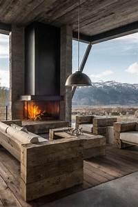 Les meubles grange dans l39interieur contemporain for Superb meubles pour petite cuisine 12 le meuble tv design et style pour linterieur archzine fr