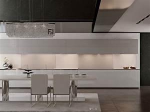 Fendi casa debuts ambiente cucina for Catalogo cucine fendi