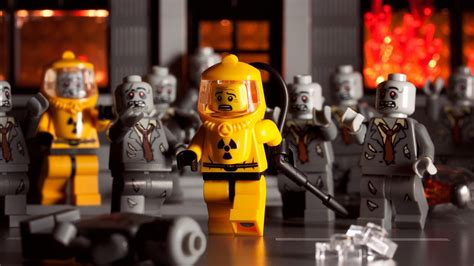 lego humor zombies wallpapers hd desktop  mobile